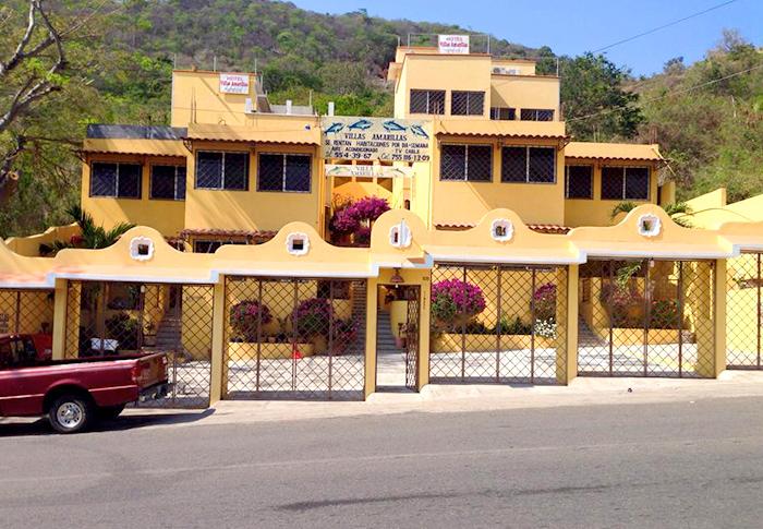 Hotel Villas Amarillas Ixtapa Zihuatanejo