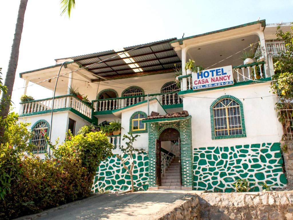 Hospedaje Ixtapa Zihuatanejo Hotel Casa Nancy