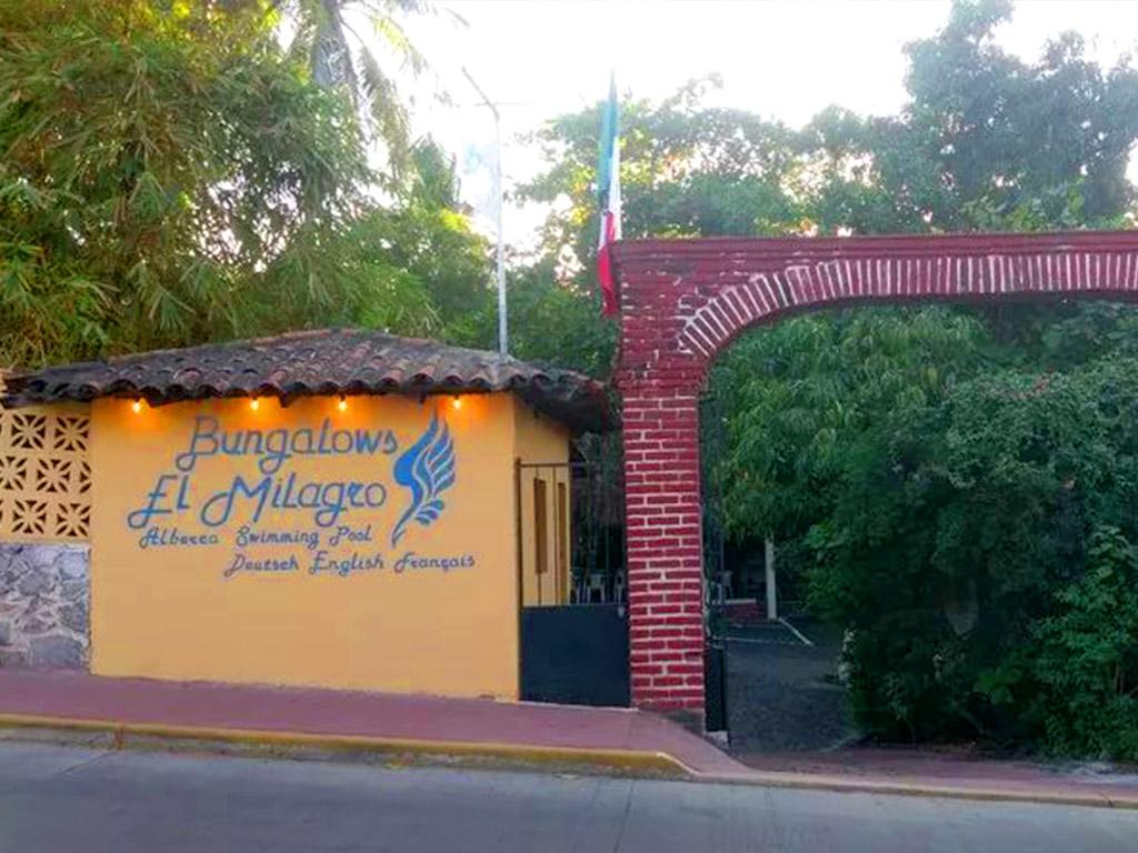 Hospedaje Ixtapa Zihuatanejo Bungalows El Milagro